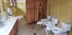 Comfort Station Demolition