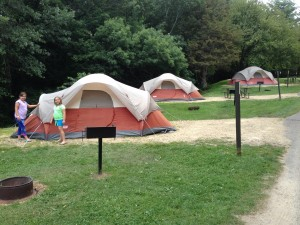 Family Camp Sites