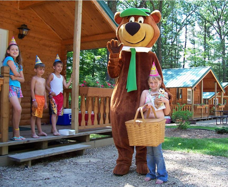 Specials and Packages - Yogi Bear's Jellystone Park Camp - Resort - Wisconsin Dells
